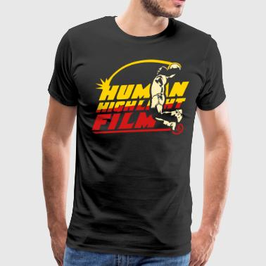 Human Highlight Film V2 - Men's Premium T-Shirt