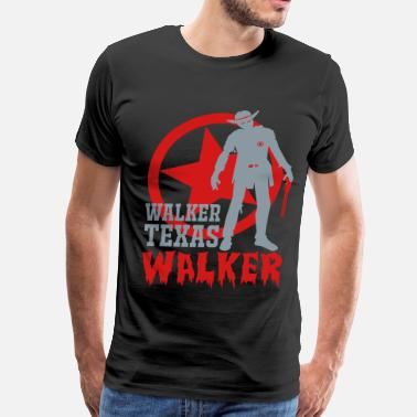 Ranger Walker Texas Walker - Men's Premium T-Shirt