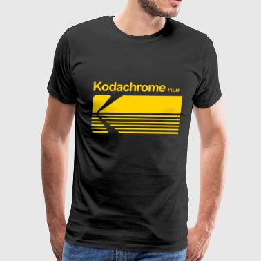 Kodachrome - Men's Premium T-Shirt