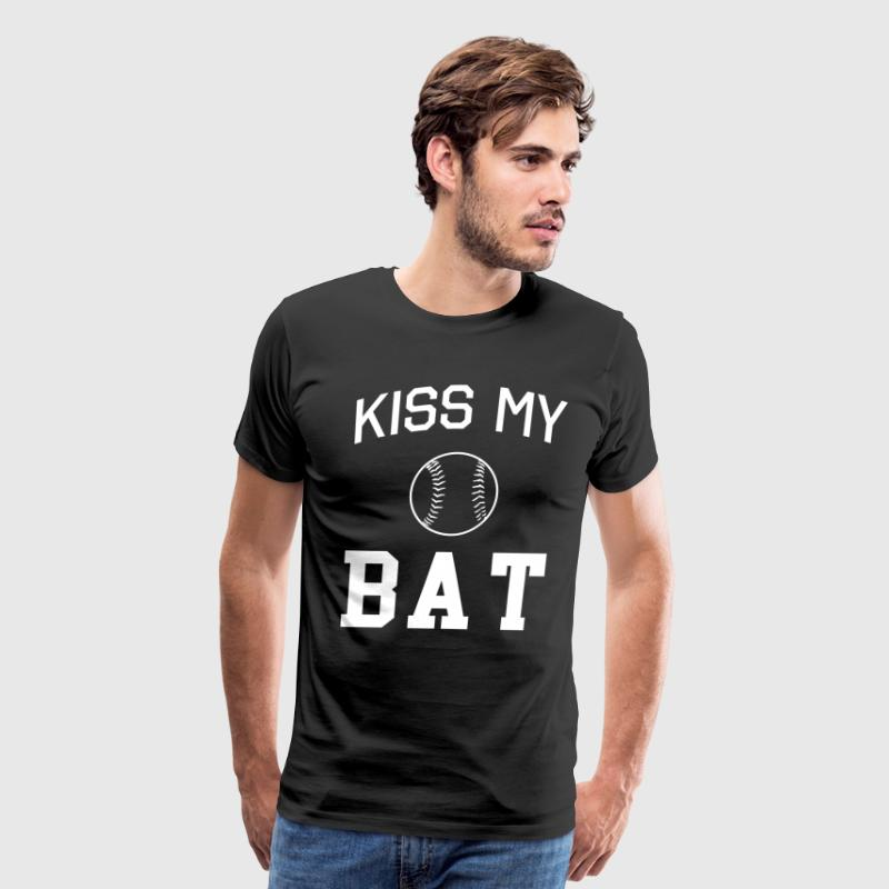 Kiss My Bat - Men's Premium T-Shirt
