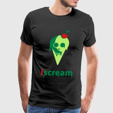 ISCREAM - Men's Premium T-Shirt