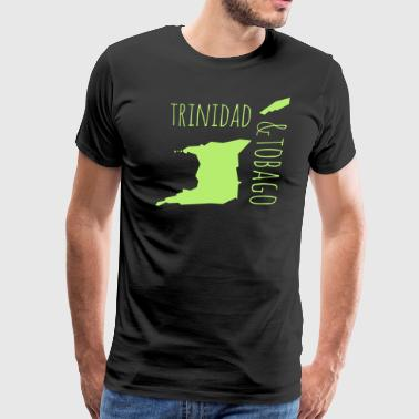 Trinidad and Tobago - Men's Premium T-Shirt