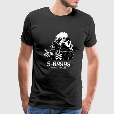 Harlock Pirate - Men's Premium T-Shirt