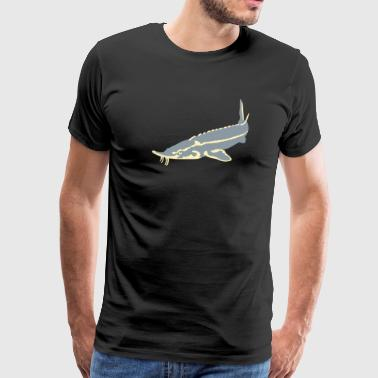 sturgeon - Men's Premium T-Shirt