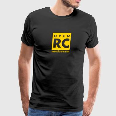 OPEN RC forum Support - Men's Premium T-Shirt
