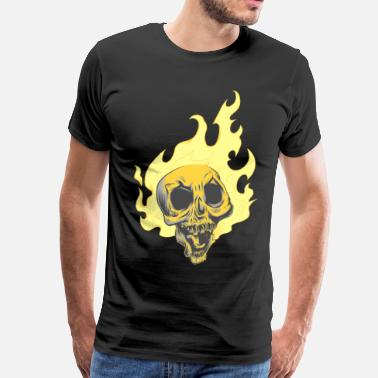 10eed6145 Halloween Sayings Ghost Drifter - Men's Premium T-Shirt