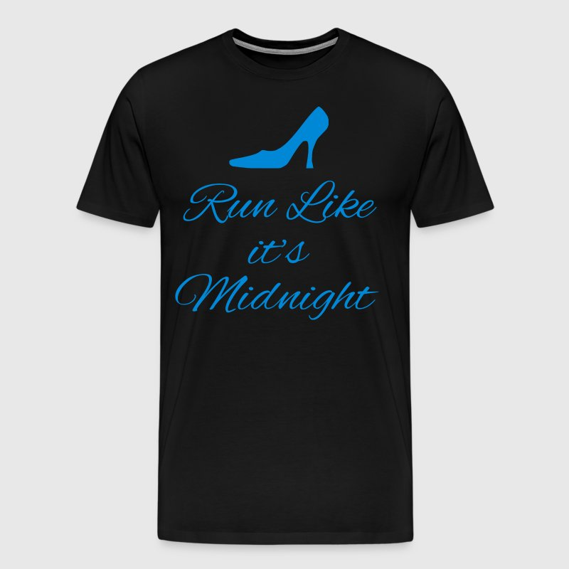 Run Like Its Midnight - Men's Premium T-Shirt