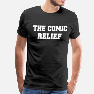 Comic The Comic Relief - Men's Premium T-Shirt