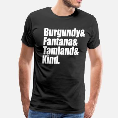 Anchorman Movie Anchorman Cast - Men's Premium T-Shirt