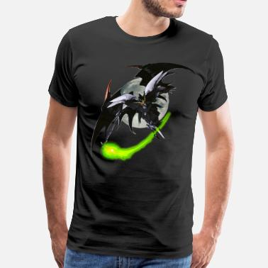 Wing Deathsyche - Men's Premium T-Shirt