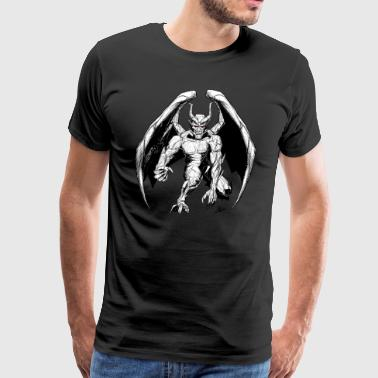 Gargoyle - Men's Premium T-Shirt