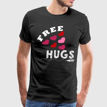 freehugs spreadshirt - Men's Premium T-Shirt