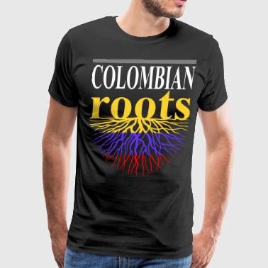 Colombian Roots Tshirt - Men's Premium T-Shirt