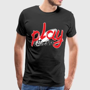 Play Ultimate Style 2 - Men's Premium T-Shirt
