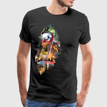 Wildfire - Men's Premium T-Shirt