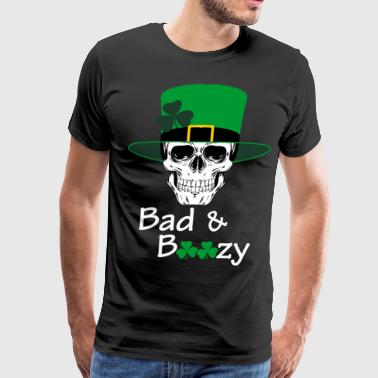 bad & boozy - Men's Premium T-Shirt