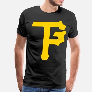 Taylor Gang Pittsburgh Taylor Gang Pittsburgh Logo - stayflyclothing.com - Men's Premium T-Shirt