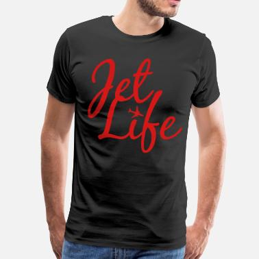 Chevy Woods Jet Life - Men's Premium T-Shirt