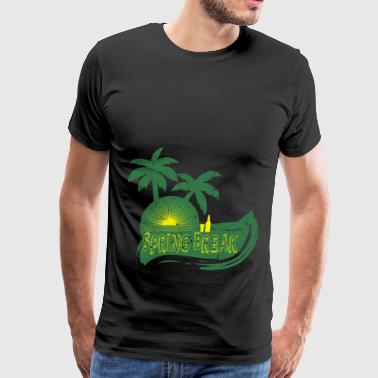 Ache springbreak Holiday - Season - Men's Premium T-Shirt