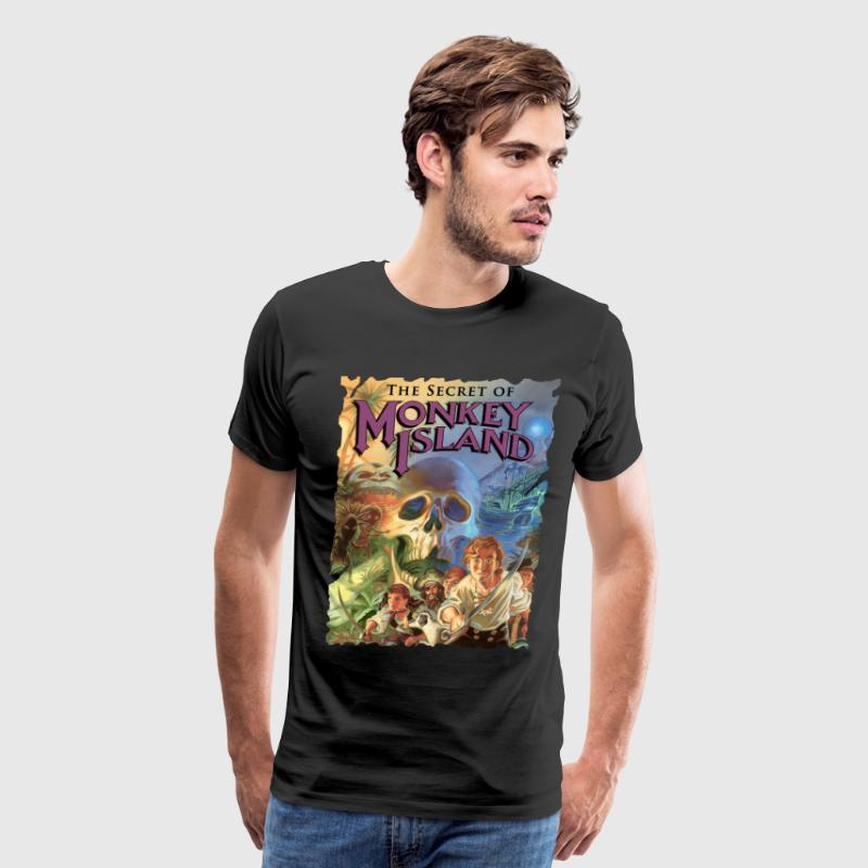 Monkey Island - Men's Premium T-Shirt