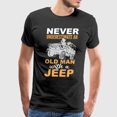 Old Man - Men's Premium T-Shirt