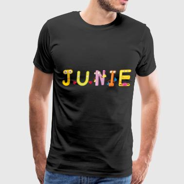 Juni Junie - Men's Premium T-Shirt