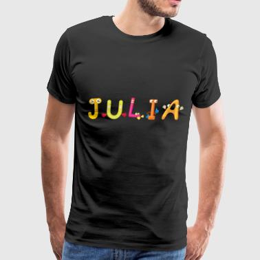 Julia - Men's Premium T-Shirt