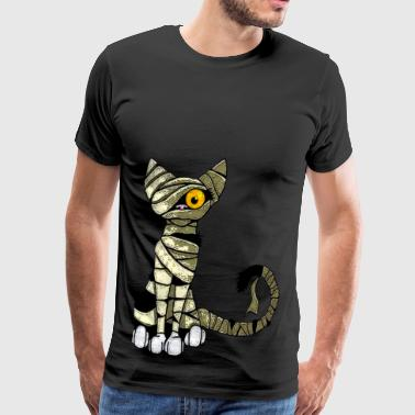 mummy_kitty - Men's Premium T-Shirt