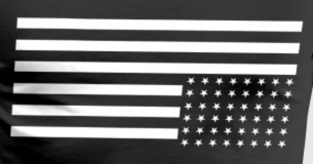 Upside Down Us Flag By Flippinsweetgear Spreadshirt