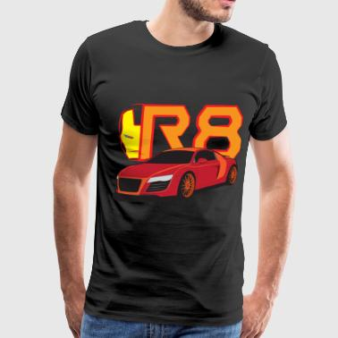 Iron R8 - Men's Premium T-Shirt