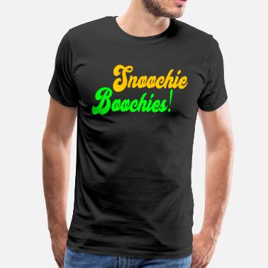 Jay Snoochie Boochies! Jay And Silent Bob - Men's Premium T-Shirt