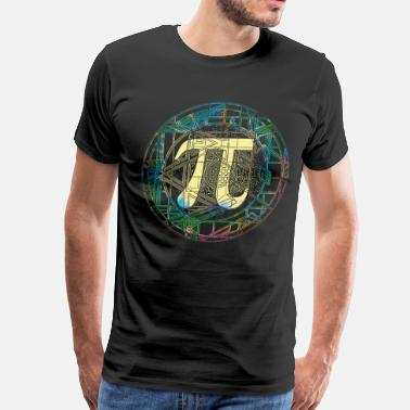Science Everyday should be Pi Day - T-shirt premium pour hommes