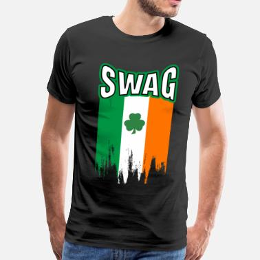 Irish Swag irish swag - Men's Premium T-Shirt