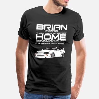 Fast And The Furious Brian O'Conner - Men's Premium T-Shirt