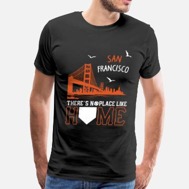 detailed look 56b45 be46f Shop San Francisco Giants T-Shirts online   Spreadshirt