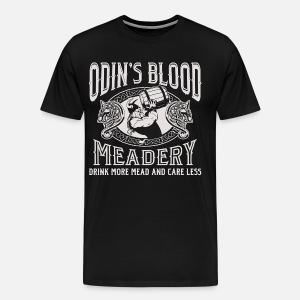 Odin's Blood Meadery by nscalfittura | Spreadshirt