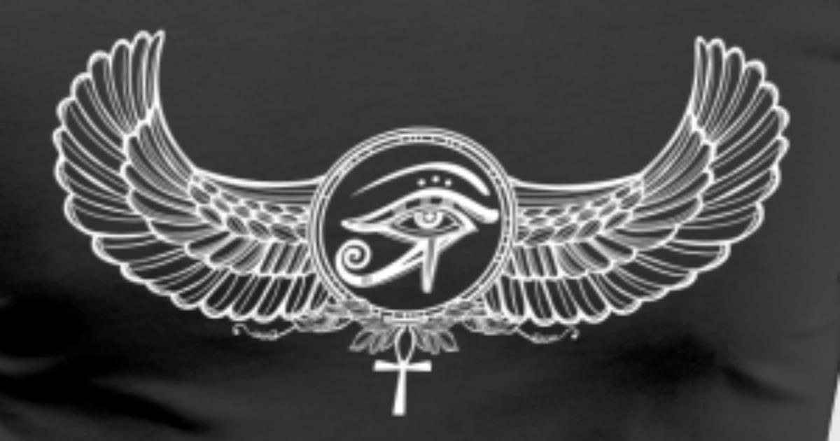 Ancient Egyptian Symbol By Universe Inside You Spreadshirt