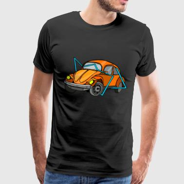 Car vintage - Men's Premium T-Shirt