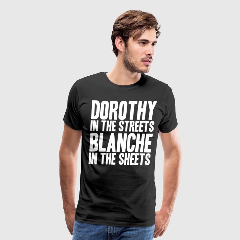 DOROTHY IN THE STREETS - Men's Premium T-Shirt