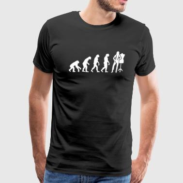 Aaaa Tailor Evolution T-Shirt - Men's Premium T-Shirt