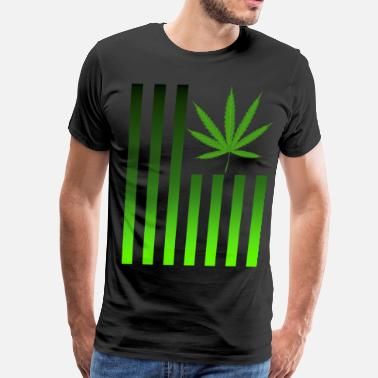 Toker United Tokers Of America - Men's Premium T-Shirt