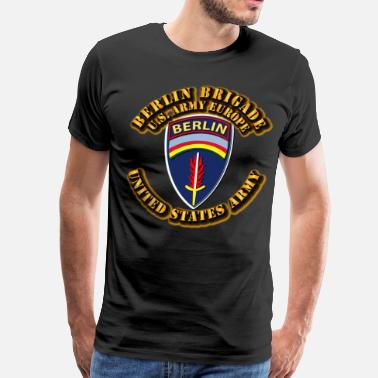 World War Ii Veteran Berlin Brigade - Men's Premium T-Shirt