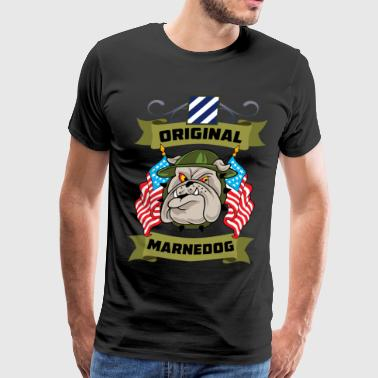 Original Marnedog - Men's Premium T-Shirt
