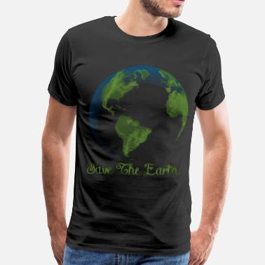 Earth Day save the earth - Men's Premium T-Shirt