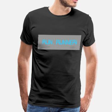 Logans Run Run, Runner! - Men's Premium T-Shirt