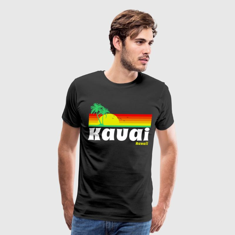 Kauai Hawaii - Men's Premium T-Shirt