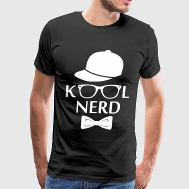 Cool Nerd - Men's Premium T-Shirt