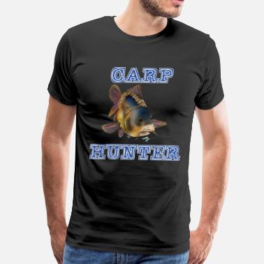 Carp Carp Hunter - Men's Premium T-Shirt