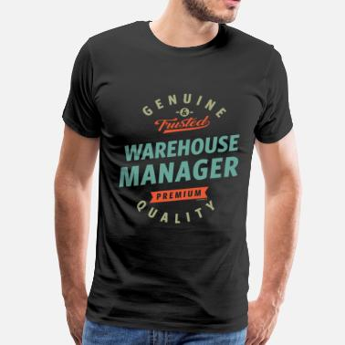 Warehouse Manager Warehouse Manager - Men's Premium T-Shirt