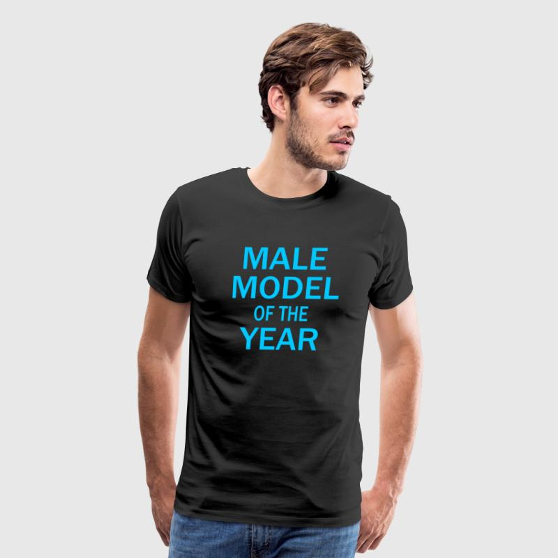 Male Model Of The Year - Zoolander - Men's Premium T-Shirt